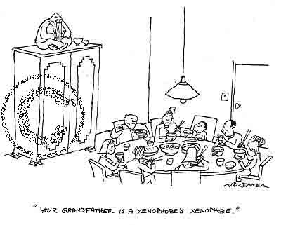 A strangely relevent cartoon.
