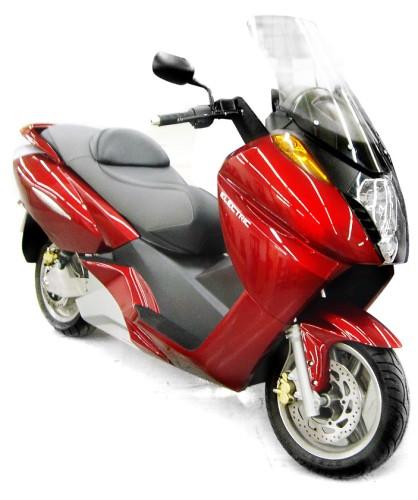 Vectrix Maxi-scooters - Electric Bikes 500 Makes Models Reviews